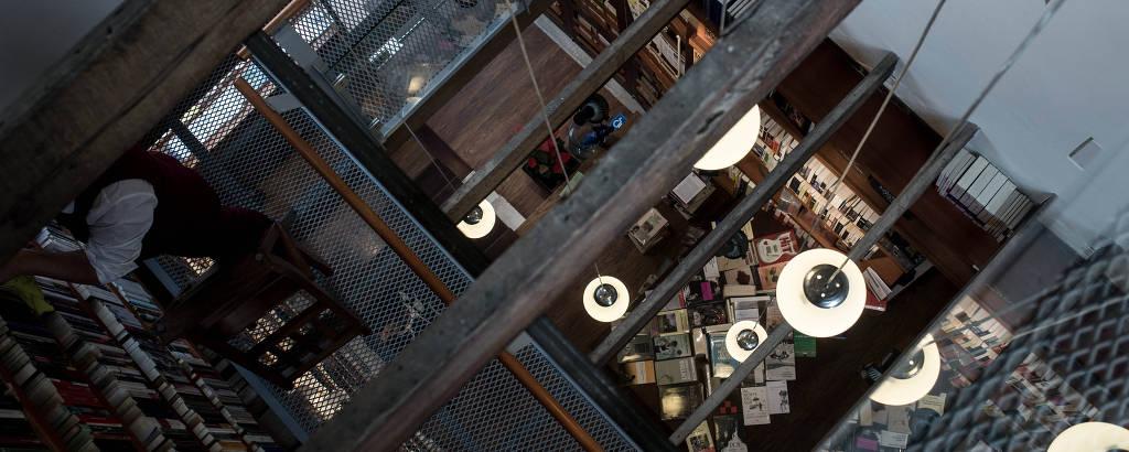 Livraria Wilborada, em Bogotá