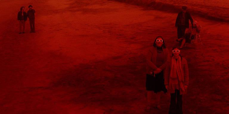 Veja cenas do filme 'Vermelho Sol'