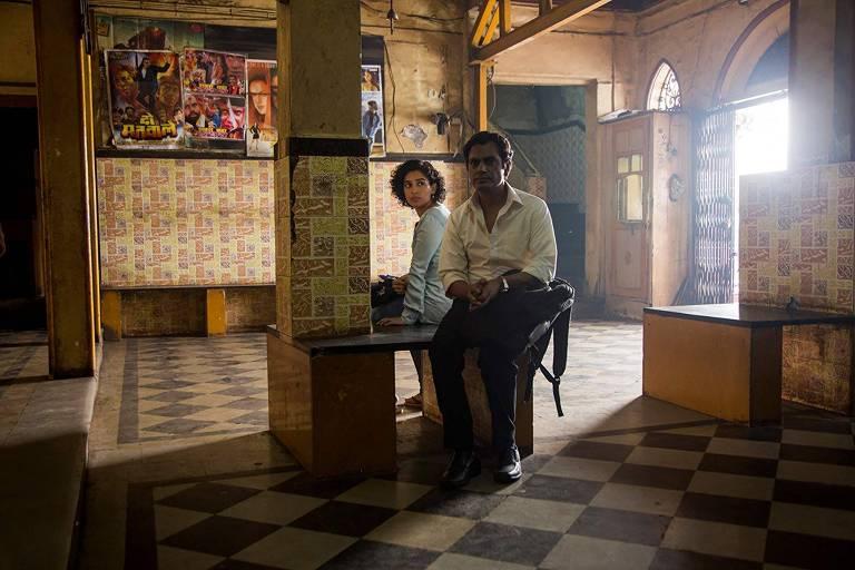 Cena do filme indiano 'Retrato do Amor'