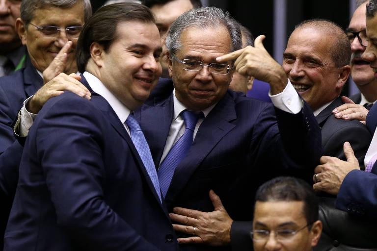 Veja como foi a tramitação da Reforma da Previdência do governo Bolsonaro no Congresso