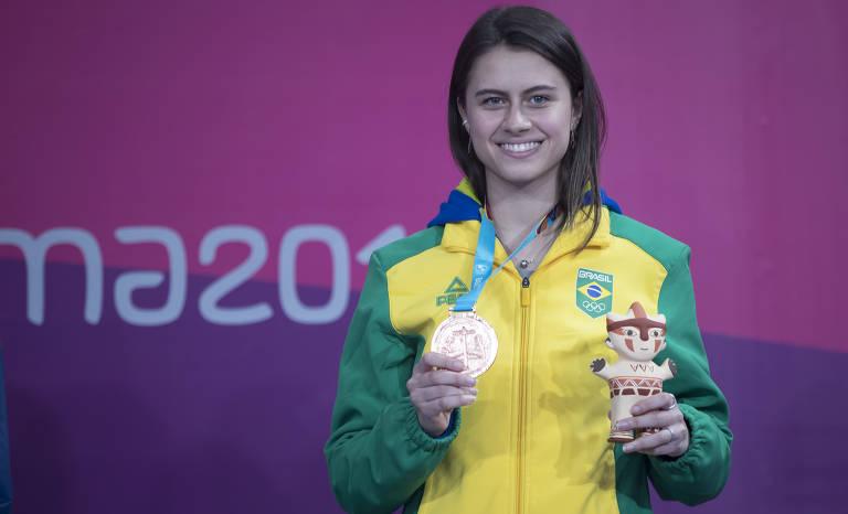 Tênis de mesa do Brasil empolga com desempenho das meninas