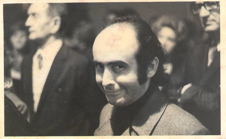 O jornalista Vladimir Herzog