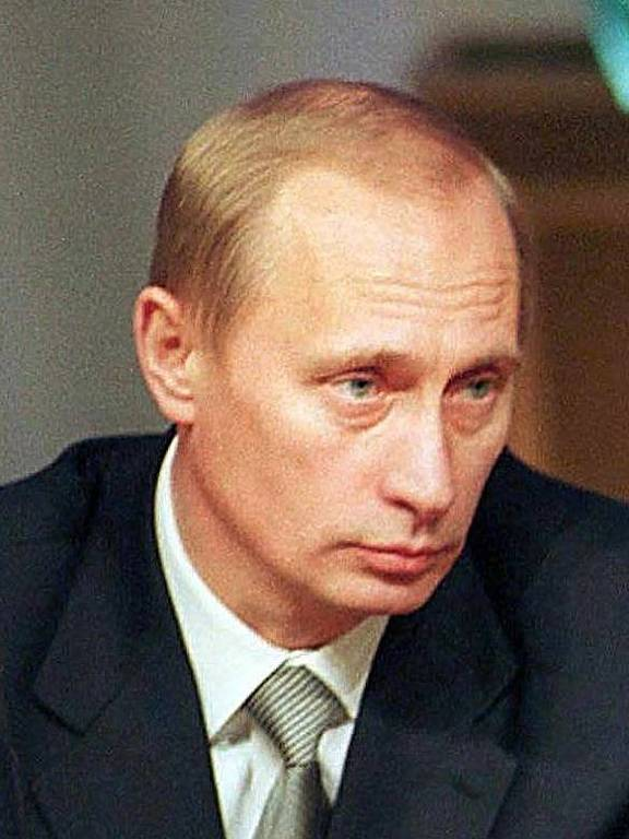 Putin, 20 anos no poder