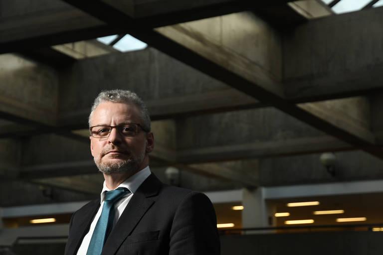 O defensor público Renato De Vitto, ex-diretor do Departamento Penitenciário Nacional
