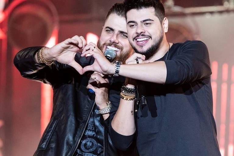 """Zé Neto e Cristiano grava novo DVD, """"Por Mais Beijos - ao Vivo"""", em outubro, em BH"""