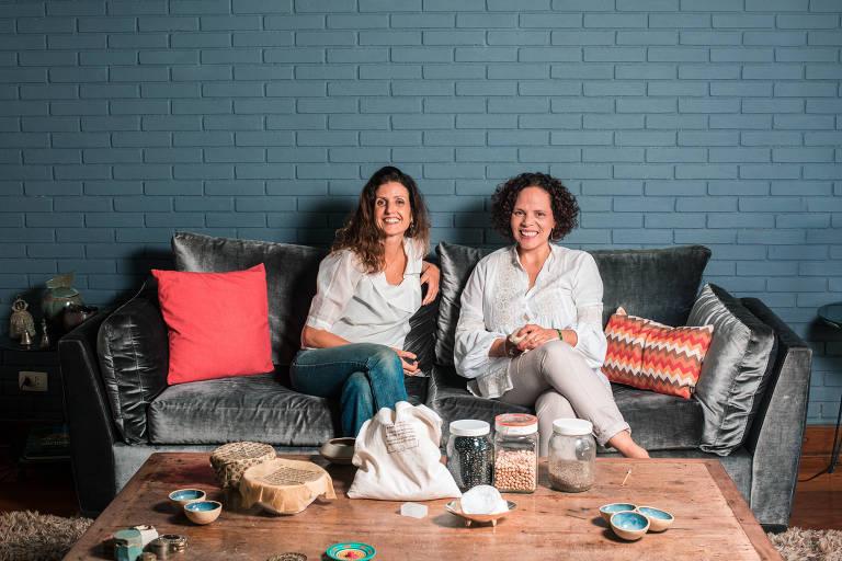 Flávia Cunha e Luciana Annunziata, fundadoras da consultoria Casa Causa