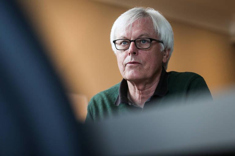 Stuart Vyse, colunista da revista Skeptical Inquirer e escritor