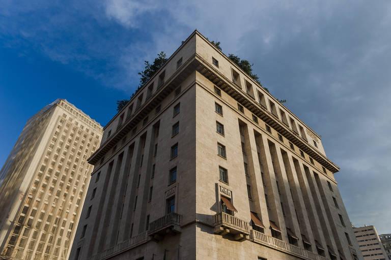 Edifício Matarazzo, sede da Prefeitura de São Paulo, onde funciona a Controladoria Geral do Município