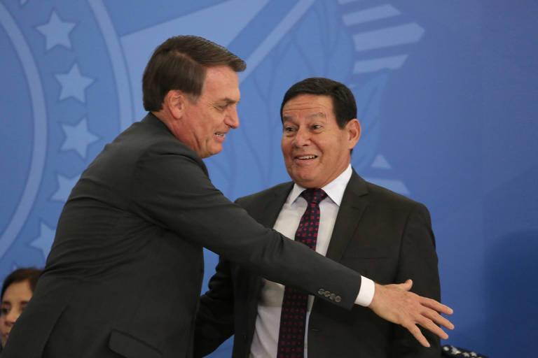 Bolsonaro acumula ações de governo que retaliam quem ele considera desafeto