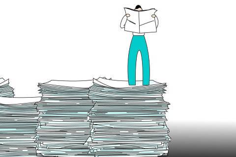 Ilustração Ombudsman