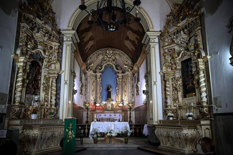 Igreja de Santo Antônio terá a 1ª restauração completa