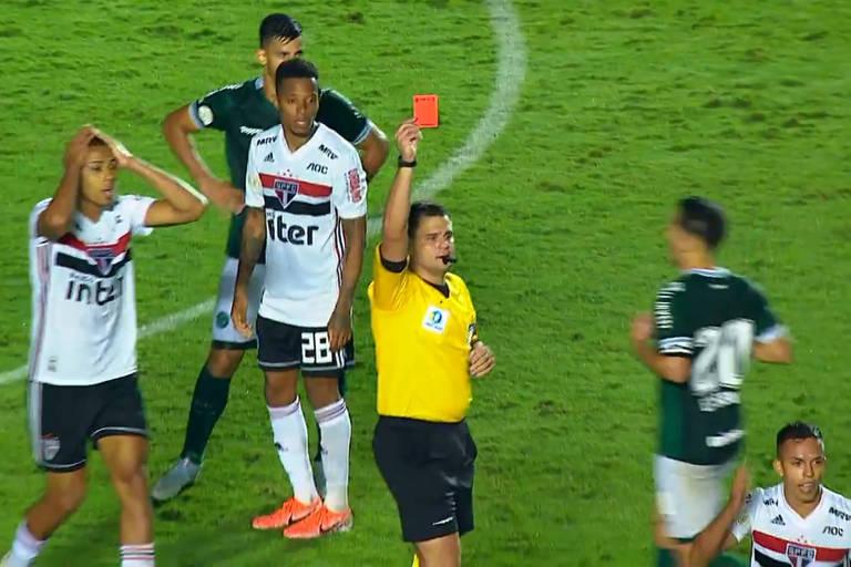 O VAR no Campeonato Brasileiro