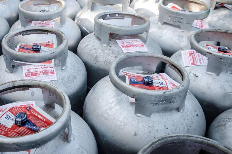 Venda de botijão de gás fracionado seria equívoco, diz consultoria ...