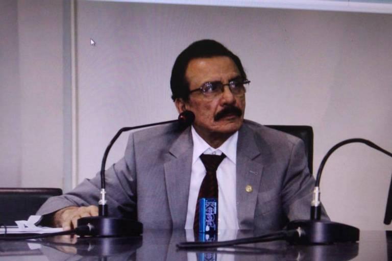 O ex-deputado do Pará, Haroldo Martins e Silva