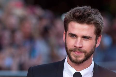(FILES) In this file photo taken on June 20, 2016 Actor Liam Hemsworth  attends the premiere of