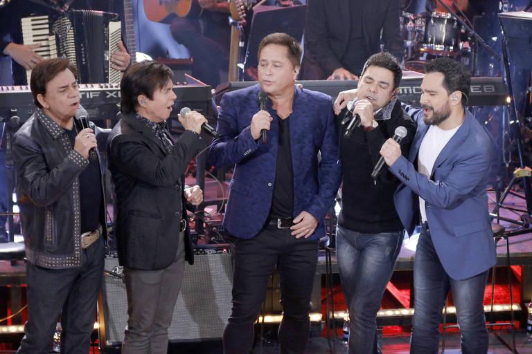 Chitãozinho e Xororó, Zezé Di Camargo e Luciano e Leonardo