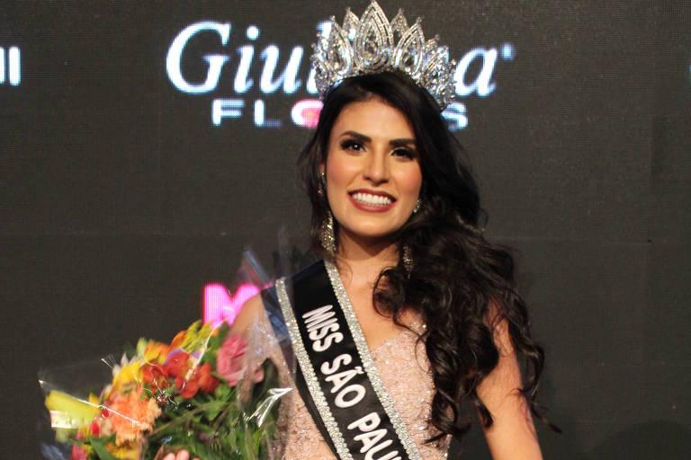 Miss São Paulo elege candidata da Bela Vista como representante da cidade