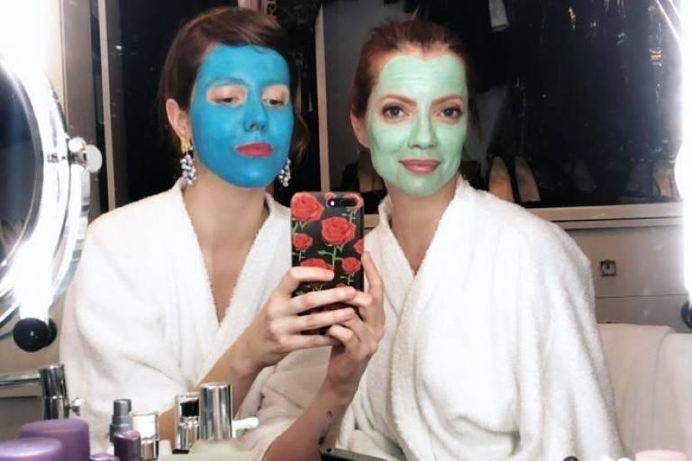 Maquiagem perde espaço para produtos de cuidado com a pele