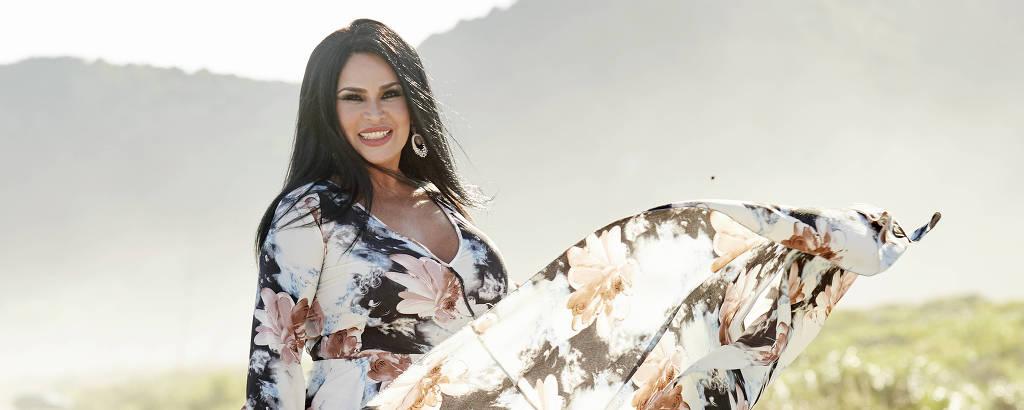 A empresária Solange Gomes