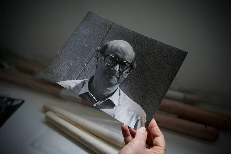 O arquiteto e urbanista Jorge Wilheim
