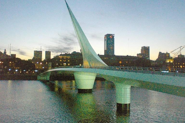 Veja construções de Santiago Calatrava
