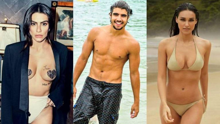 Dia do Solteiro: Cleo, Caio Castro e Débora Nascimento são alguns dos famosos que continuam na pista