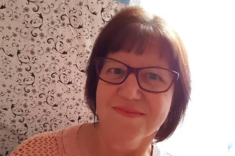 Dione Streckert, 52, morta a facadas, dentro de casa, em Luxemburgo