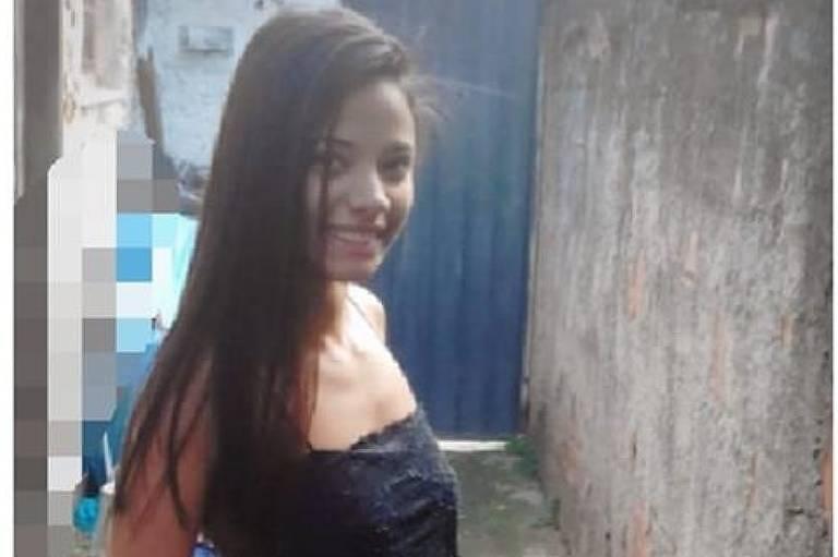 Margareth Teixeira, 17, morta durante operação na favela do Quarenta e Oito, em Bangu (zona oeste do Rio); seu filho de um ano e dez meses também foi baleado