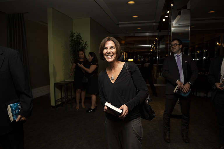 A diretora-presidente do Instituto Liberta, Luciana Temer