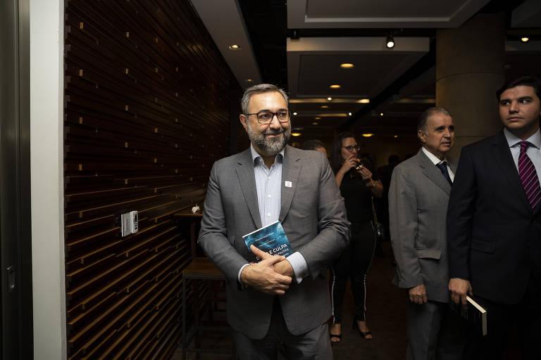 O advogado Marcelo Nobre
