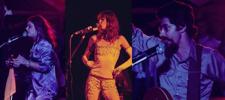 Veja fotos do festival Som, Sol & Surf, de 1976