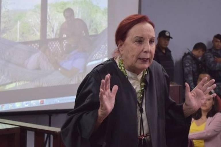 A advogada Elizabeth Diniz Martins atuou em diversos casos ao longo dos 50 anos de carreira, entre eles a defesa de presos políticos durante a ditadura militar