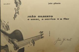 80 ANOS JOÃO GILBERTO - DISCOS RAROS