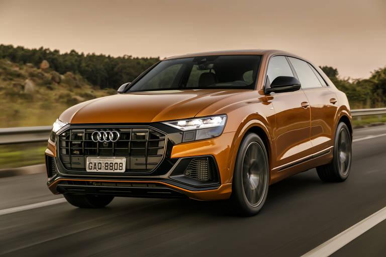 Audi lança utilitário esportivo Q8