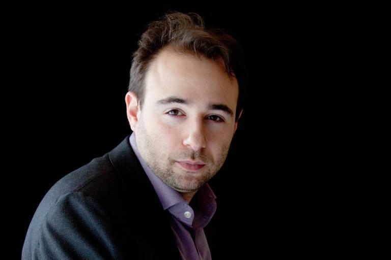 O cientista político Yascha Mounk, professor da Universidade Johns Hopkins e novo colunista da Folha