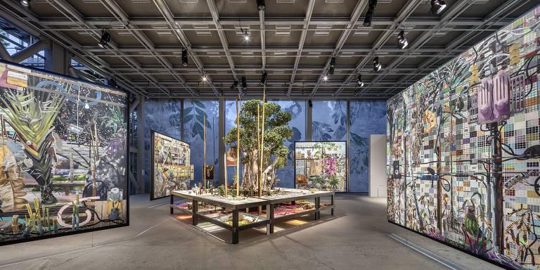 Veja imagens da mostra 'Nós, As Árvores', na Fundação Cartier