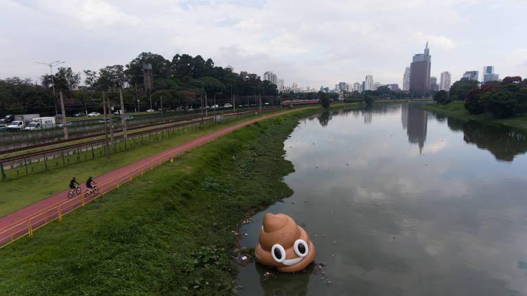Plano de despoluição do Pinheiros prevê investimento de R$ 1,5 bi