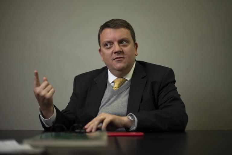 O advogado Luís Carlos Dias Torres, que tem clientes na Lava Jato