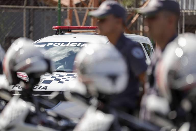 Entrega das novas viaturas da PM em Piracicaba