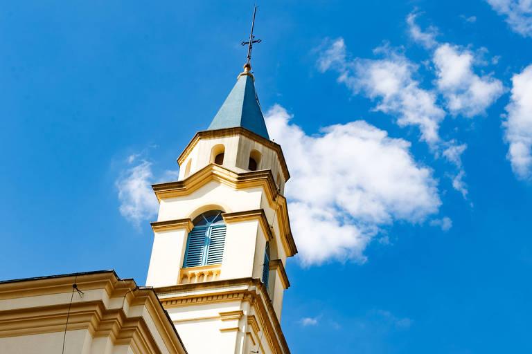 Igreja Nossa Senhora do Ó, ponto de encontro do Cortejo de Memória da Zona Norte