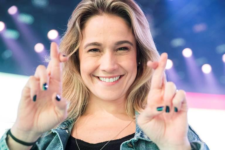 Fernanda Gentil diz que se preparou mais para apresentar Criança Esperança do que para a Copa