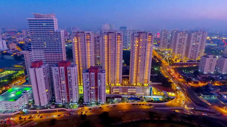 Empreendimentos na Grande São Paulo