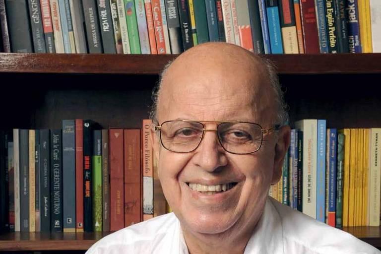 Hermes Pardini, endocrinologista e um dos pioneiros no desenvolvimento dos exames de laboratório para dosagens hormonais