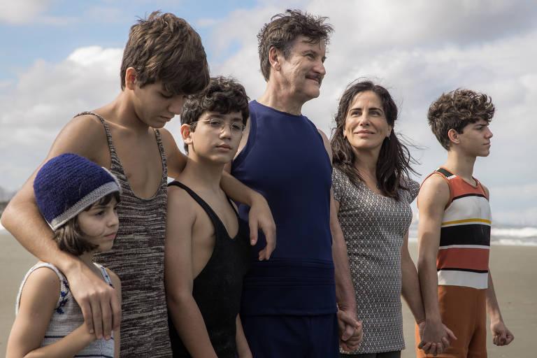 Imagens da novela Éramos Seis
