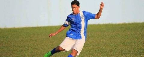Dyogo Costa, 16, morto durante operação na comunidade da Grota, em Niterói (região metropolitana do Rio)
