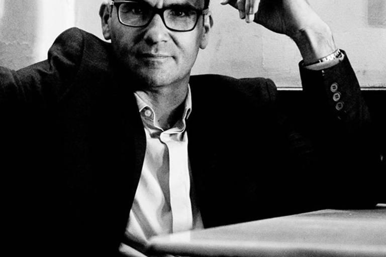 O jornalista espanhol David Jiménez, ex-diretor do El Mundo