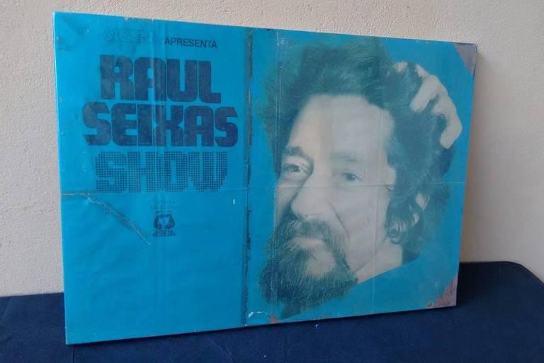Fã de Raul Seixas promove há 30 anos tributo ao artista
