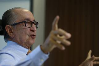 O secretário da Receita Federal, Marcos Cintra