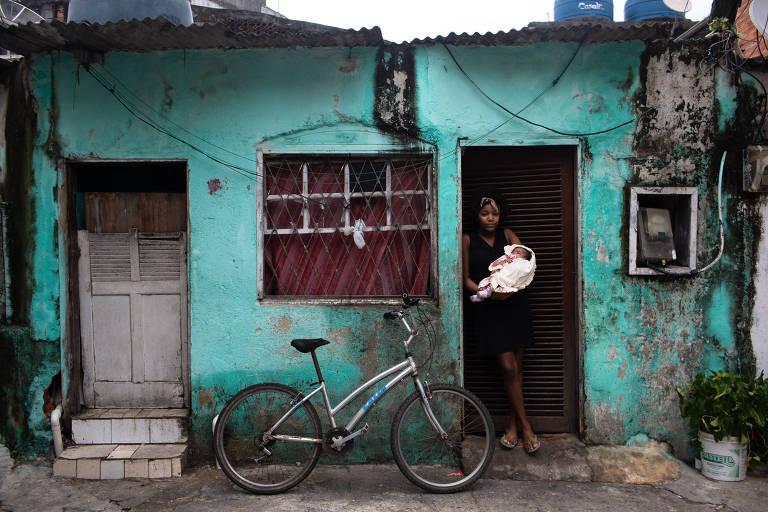 Comunidade da Barrinha, no Rio