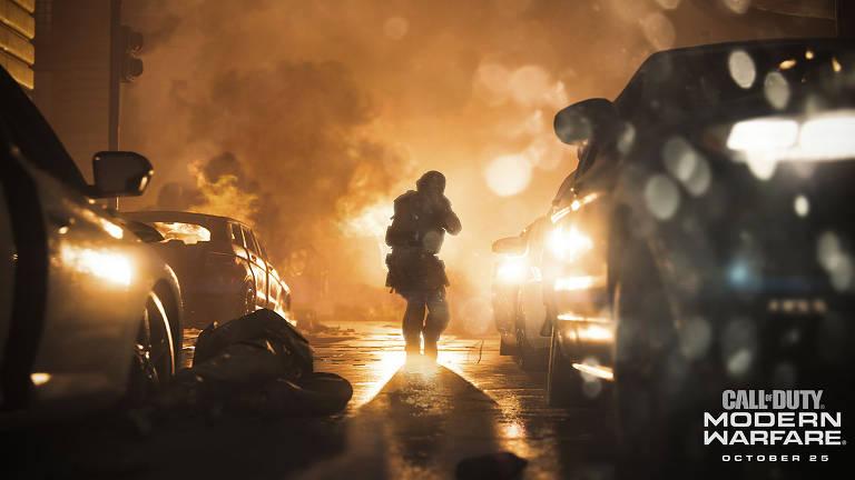 Veja imagens do game 'Call of Duty 4: Modern Warfare'